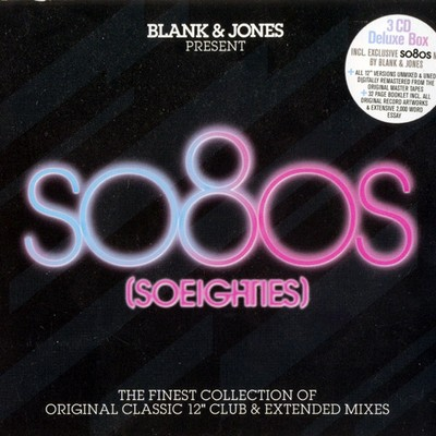 Blank & Jones Presents So80s (So Eighties) vol. 01 [2009] / 3xCD