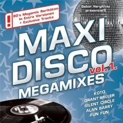 Maxi Disco Megamixes Vol.1 [2010]