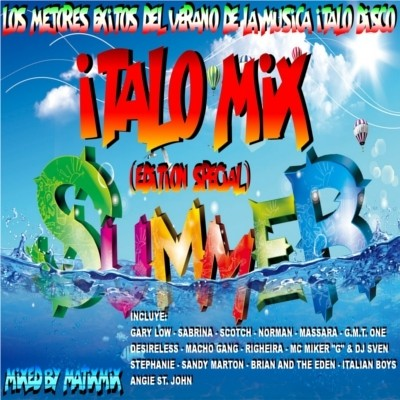 MatixMix - Italo Mix Summer Special Edition [2011]