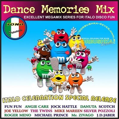 DJ Tono - Dance Memories Mix - Italo Celebration