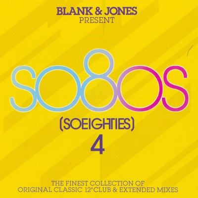 Blank & Jones Presents So80s (So Eighties) vol. 04 [2011] / 3xCD