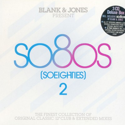 Blank & Jones Presents So80s (So Eighties) vol. 02 [2010] / 3xCD