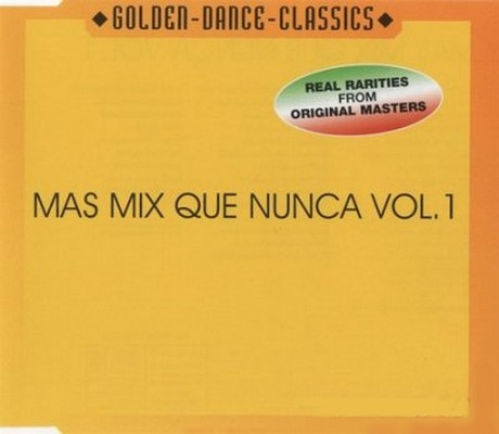 Mas Mix Que Nunca Volume 1 [2001]