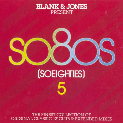 Blank & Jones Presents So80s (So Eighties) Volume 5 [2011] / 3xCD