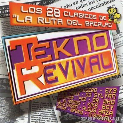 [Bit Music] Tekno Revival [1999] / 2xCD