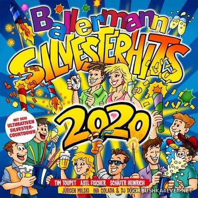 Ballermann Silvesterhits 2020 [2019] / 2xCD
