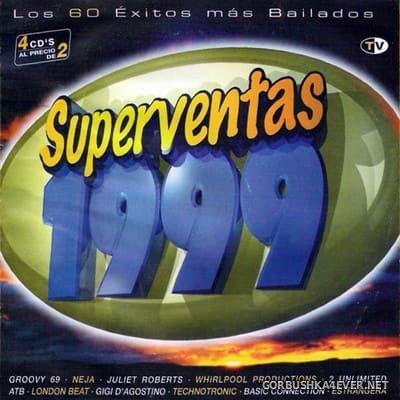 [Vale Music] Superventas 1999 [1999] / 4xCD