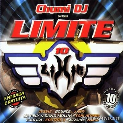 [Bit Music] Limite vol 10 [2003] / 3xCD / Mixed by Chumi DJ