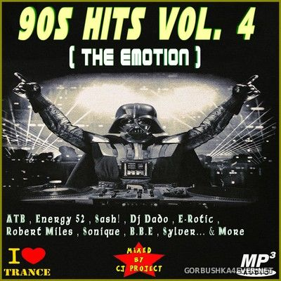90s Hits vol 4 (The Emotion) [2019] Mixed by CJ Project
