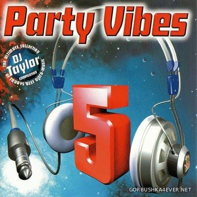 [Cyba Records] Party Vibes 5 [1998]