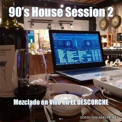 DJ Pich - 90's House Session 2 [2019]
