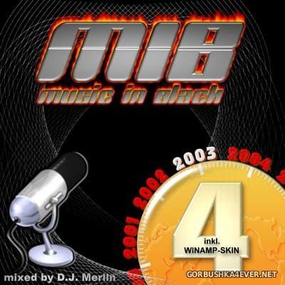 DJ Merlin - MIB (Music In Black) vol 4 [2003]