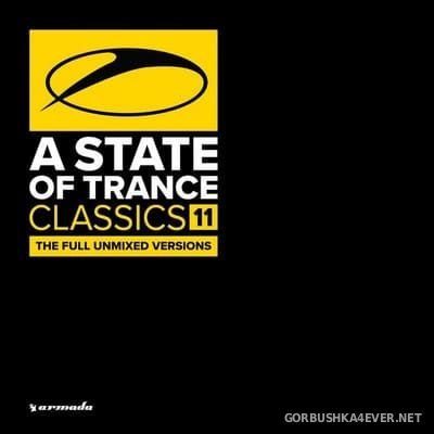 A State Of Trance Classics vol 11 [2015] / 4xCD
