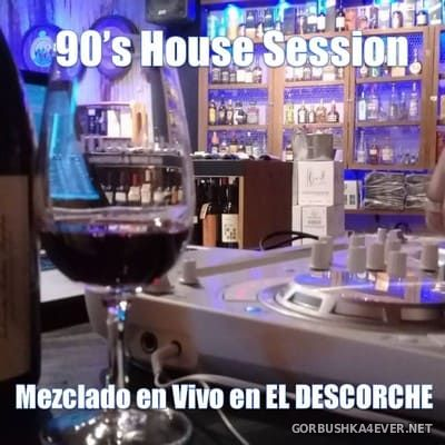 DJ Pich - 90's House Session 1 [2019]