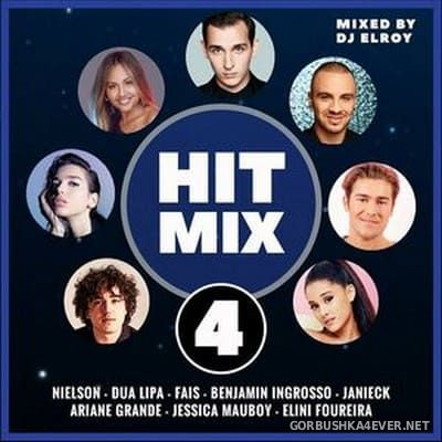 DJ Elroy - Hitmix 2018 vol 4 (Eurovision Songcontest Edition) [2018]