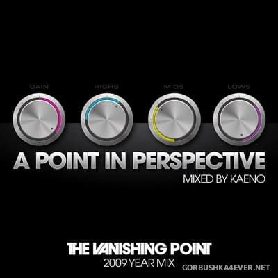 A Point In Perspective 2009 Year Mix [2009] Mixed by Kaeno