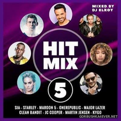 DJ Elroy - Hitmix 2018 vol 5 (Radio Edit) [2018]