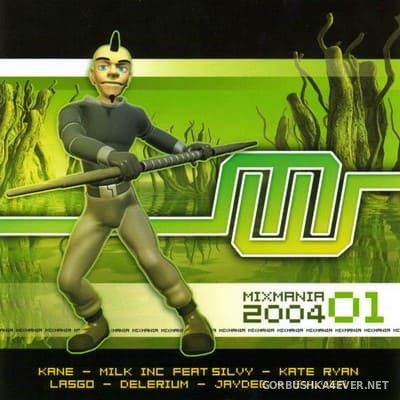 [Antler-Subway] Mixmania 2004/01 [2004] Mixed by Luc Rigaux