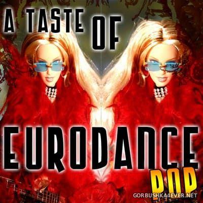 Lady Bouncer - A Taste Of Eurodance Pop [2007]