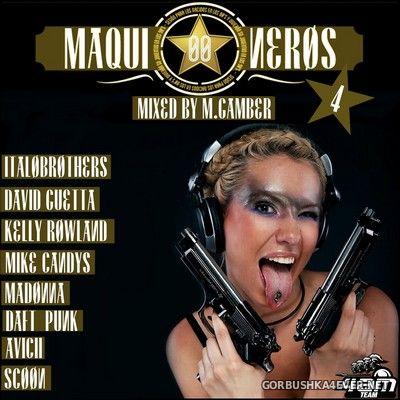 Maquineros 00 vol 4 [2019] by Marta Gamber