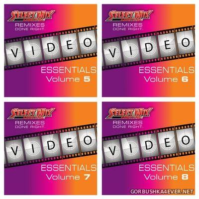 [Select Mix] Video Essentials vol 05 - vol 08