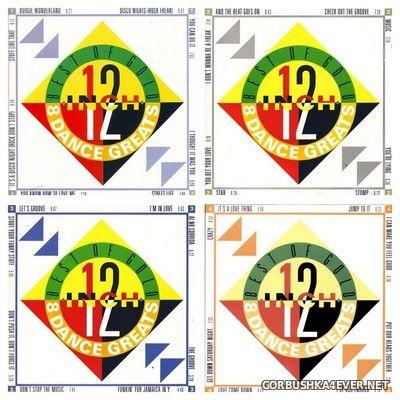 Best Of 12 Inch Gold vol 01 - vol 04 [1988]