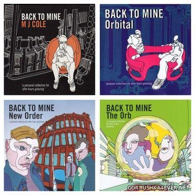 [DMC] Back To Mine vol 09 - vol 12 [2002-2003]