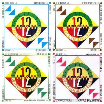 Best Of 12 Inch Gold vol 09 - vol 12 [1989-1990]