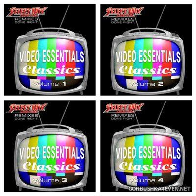 [Select Mix] Video Essentials Classics vol 01 - vol 04
