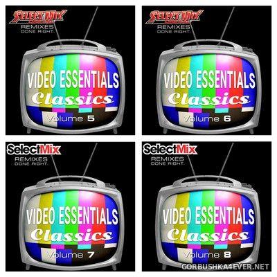 [Select Mix] Video Essentials Classics vol 05 - vol 08
