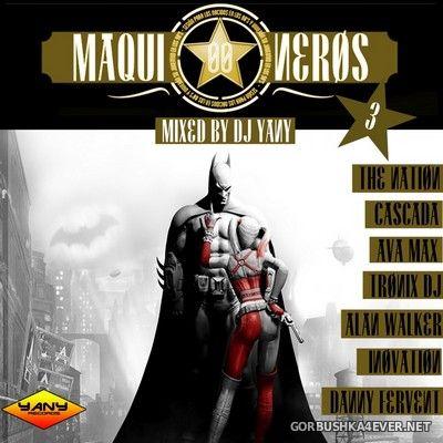 Maquineros 00 vol 3 [2019] by DJ Yany