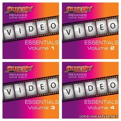 [Select Mix] Video Essentials vol 01 - vol 04