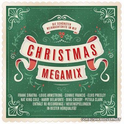 Christmas Megamix - Die Schönsten Weihnachtshits Im Mix [2019] / 2xCD / Mixed by DJ Deep