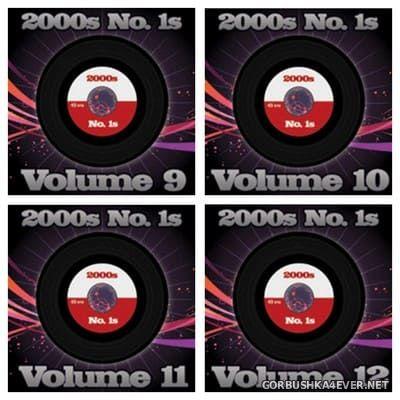 DMC 2000s Number Ones vol 09 - vol 12