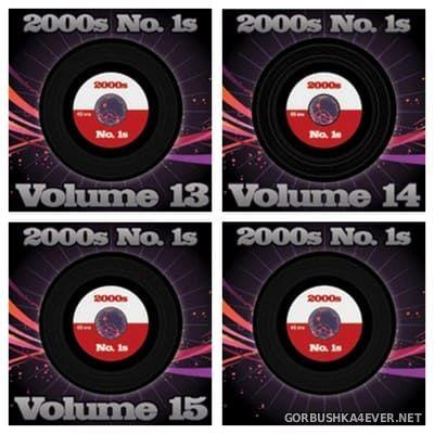 DMC 2000s Number Ones vol 13 - vol 17