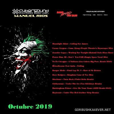 DJ Manuel Rios - Octubre Mix 2019
