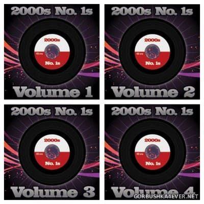 DMC 2000s Number Ones vol 01 - vol 04