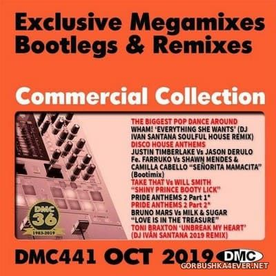 DMC Commercial Collection 441 [2019] October / 3xCD