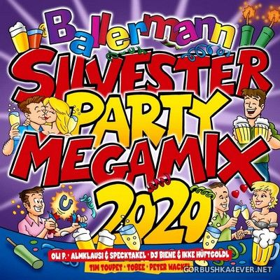 Ballermann Silvesterparty Megamix 2020 [2019]