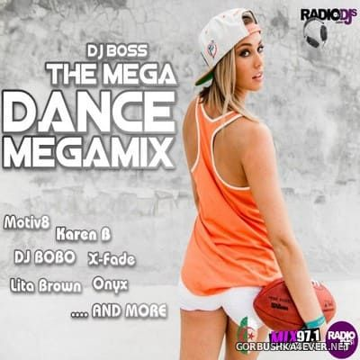 DJ Ridha Boss - The Mega Dance Megamix [2019]