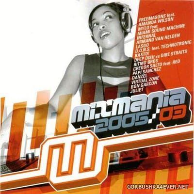 [EMI] Mixmania 2005/03 [2005] Mixed by Jan Godrie & Ronny Caslo