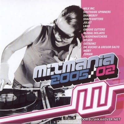 [EMI] Mixmania 2005/02 [2005] Mixed by Jan Godrie & Ronny Caslo