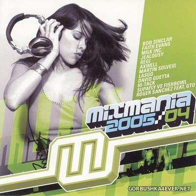[EMI] Mixmania 2005/04 [2005] Mixed by Jan Godrie & Ronny Caslo