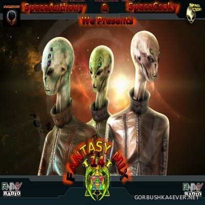 Fantasy Mix vol 14 [2012] By SpaceAnthony & SpaceCsoky