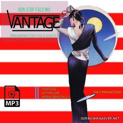 Vantage Mix - Dreaming For Italo Disco vol 11 [2019]