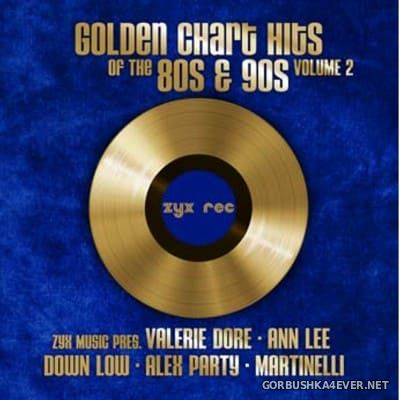 [ZYX] Golden Chart Hits Of The 80s & 90s vol 2 [2019]