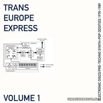 [Monolith] Trans Europe Express vol 1 [2019]