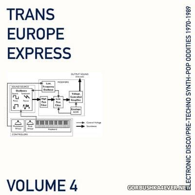 [Monolith] Trans Europe Express vol 4 [2019]