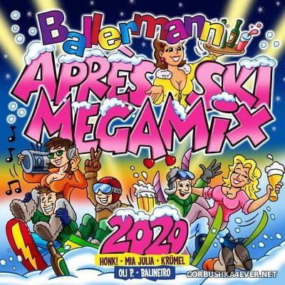 Ballermann Apres Ski Megamix 2020 [2019]