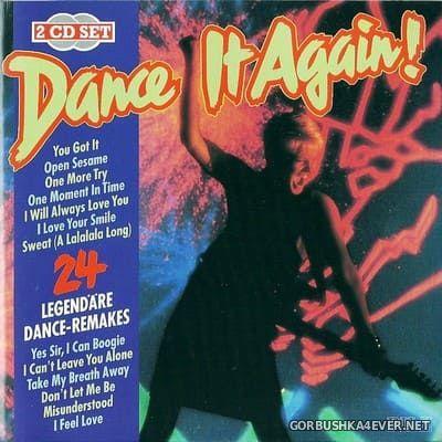 [Pilz] Dance It Again! - 24 Legendäre Dance-Remakes [1993] / 2xCD